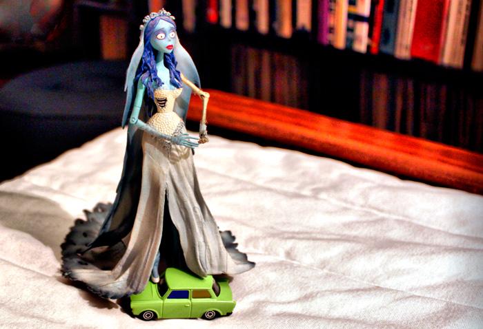 El viaje de la novia extranjera